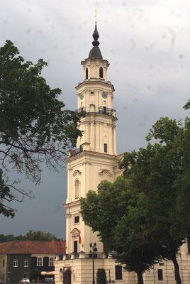La tour de l'Hôtel de ville