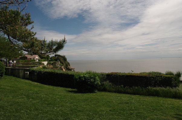 Vue sur la Gironde