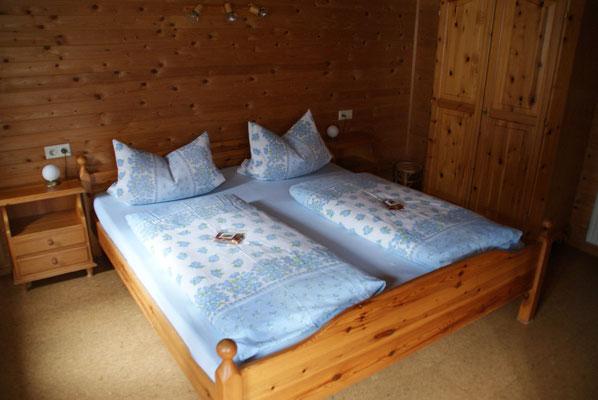 Greinhof Birkenstein - Schlafzimmer