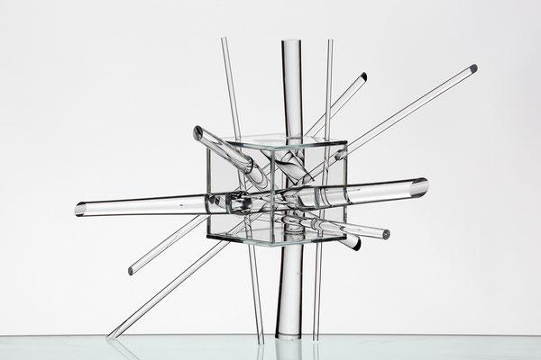 "Korbinian Stöckle, ""Zeitmodell"", 2012"
