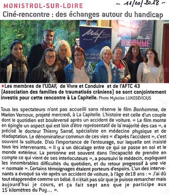Ciné_débat_témoignages - Monistrol Sur Loire - 11 octobre 2018