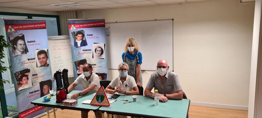 Protection Judiciaire de la Jeunesse - Le Puy en Velay - 24 juin 2020