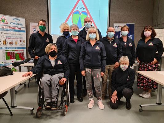 Conseil d'Administration - Le Puy en Velay - 23 septembre 2020