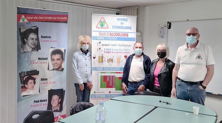 Protection Judiciaire de la Jeunesse - Le Puy en Velay - le 22 septembre 2021