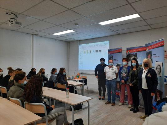 IFMB + Institut de Formation aux Métiers de la Beauté - Brives Charensac - le 20 octobre 2021