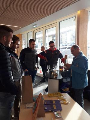 Salon ViniVals  - Vals prés Le Puy - 8 & 9 février 2020