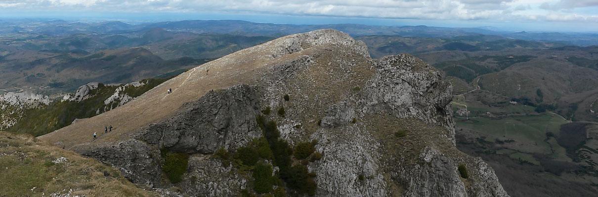 L'ascension du Mont