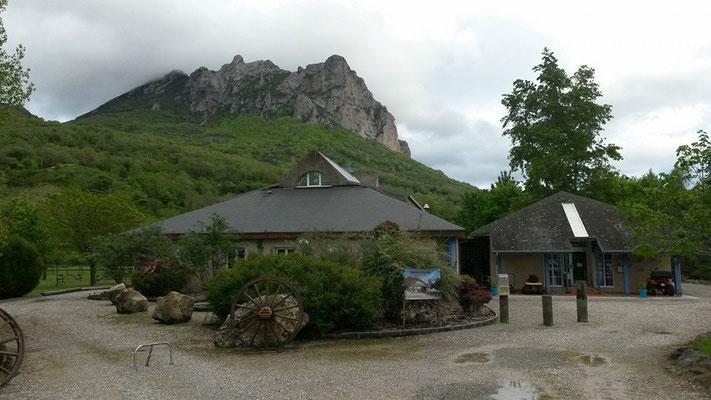 La maison de la neture et de la randonnée