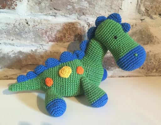 Amigurumi - Häkeltier - Dino