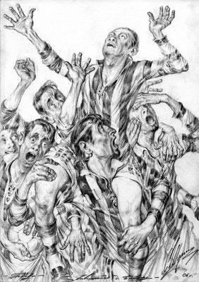 Triumph (Bleistift 20x30 2006)