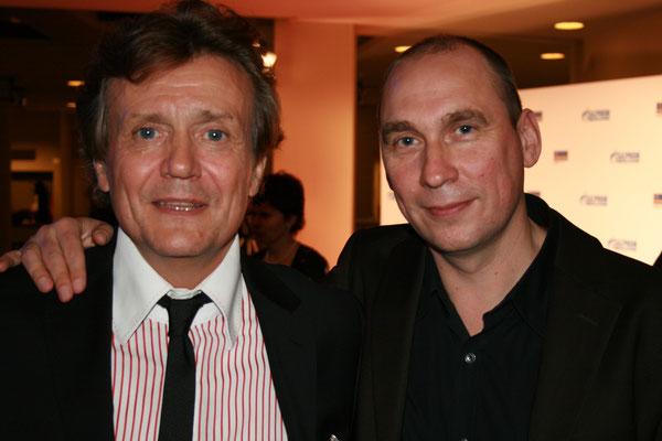 Mit Opernsänger Jochen Kowalski
