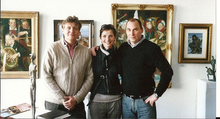 Jochen Kowalski in Galerie