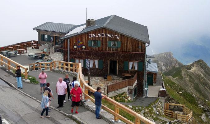 Großglockner - Edelweißspitze