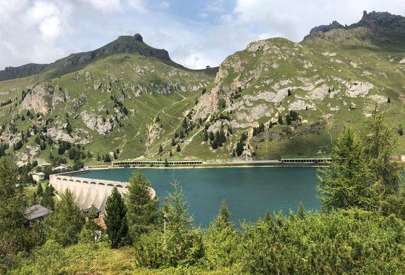 Fedaia-Stausee (Lago di Fedaia)