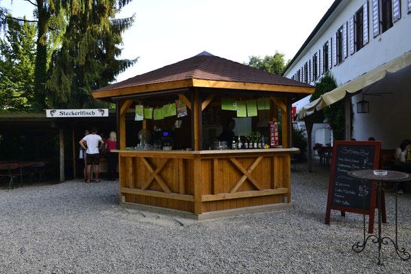 Biergarten Ratzenhofen.