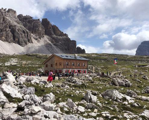 Drei Zinnen - Lavaredohütte