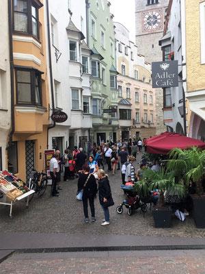 Impressionen aus Brixen...