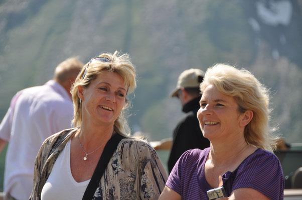 (Dolomiten - 2010) ...freuen sich gerne gemeinsam...