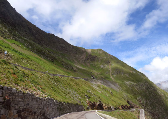 Durch das Tiroler Ötztal zum...