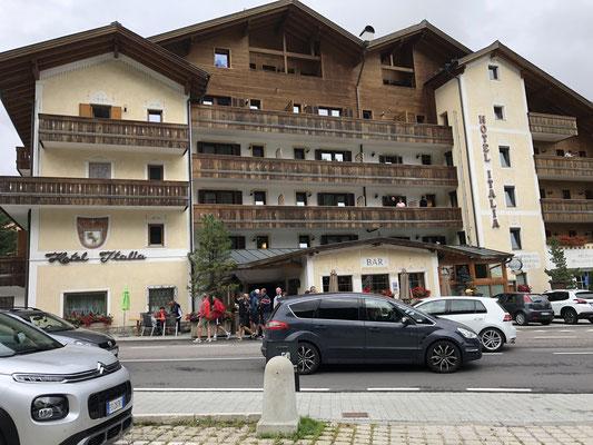 Hotel Italia - Covara