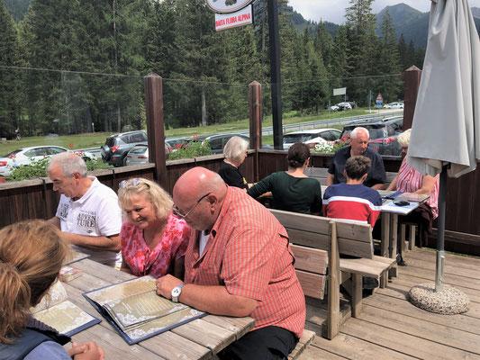 Restaurant Baita Flora Alpina - Passo Staulanza
