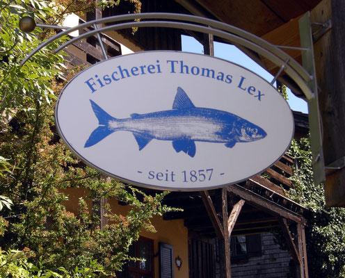Eine Renkensemmel beim Fischer Thomas Lex ist nur zu empfehlen.