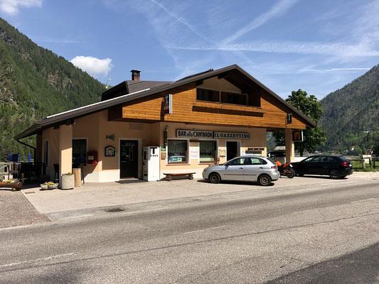 """Bar """"alla Caminada"""" - Lago di Alleghe"""