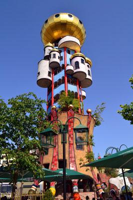 Kuchelbauer Turm Abensberg.