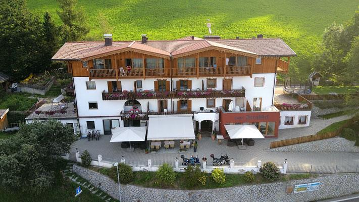 ...unserer Unterkunft Hotel Fernblick.