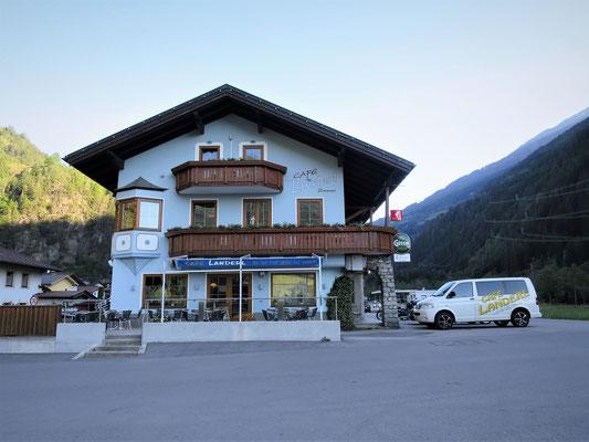 Cafe Landerl in Matrei...