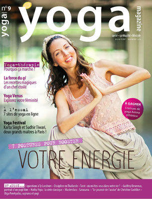 Yoga Magazine 9