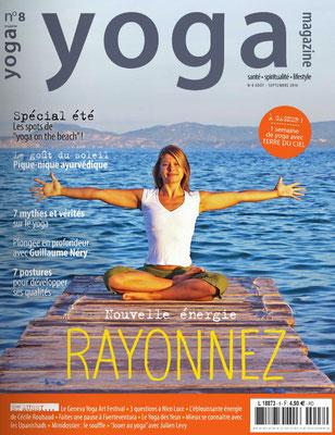 Yoga Magazine 8