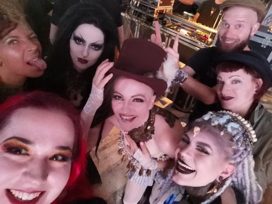 Mera Luna Fashion Show Crew