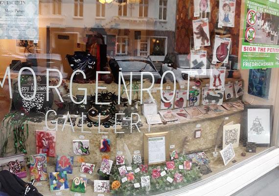 Morgenrot Gallery Schaufenster