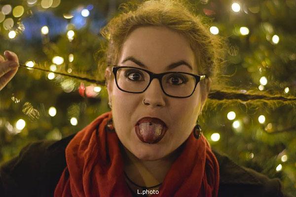 Weihnachtsmarkt Spaß mit schlichtem Schmuck von Bloody Brilliants