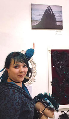 Bilder Ausstellung Strega Art