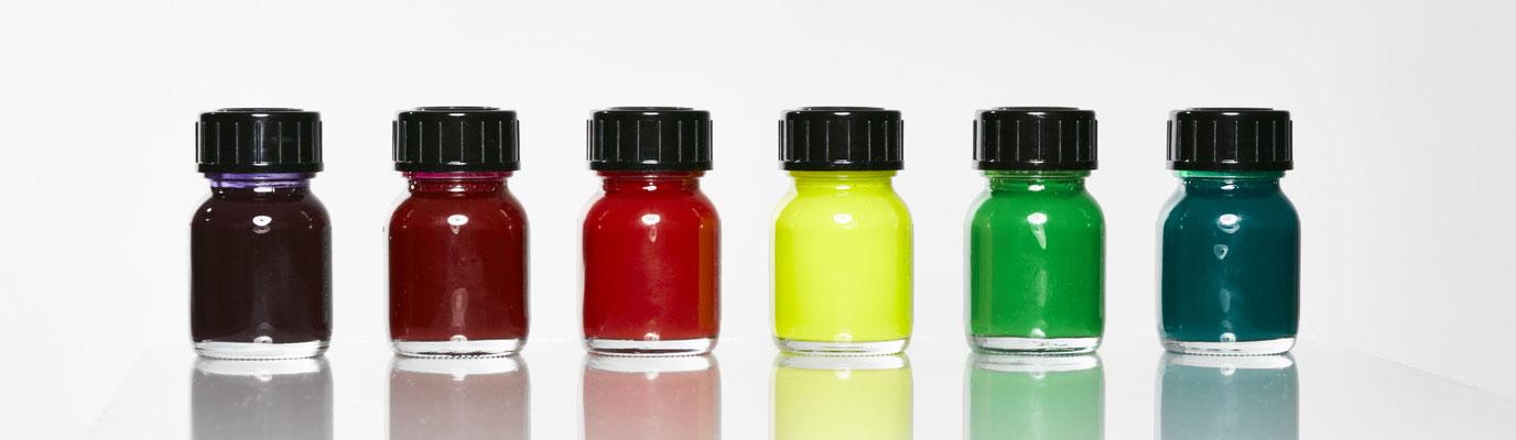 Farbiges Kunstblut für Menschen, Zombies, Elfen, Orks, Aliens und Vulkanier