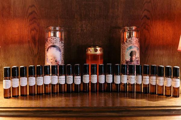 Seifenhexe Parfume