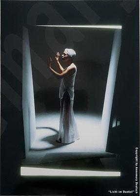 "Photografie  Ewa "" Limelight Shadow """