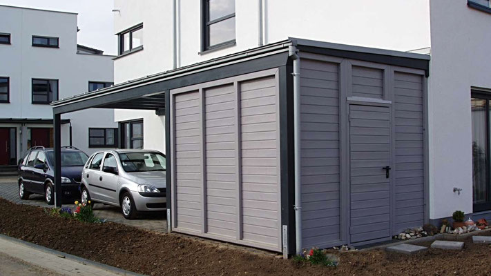 glasdach carports carport in holz alu stahl carport bausatz. Black Bedroom Furniture Sets. Home Design Ideas