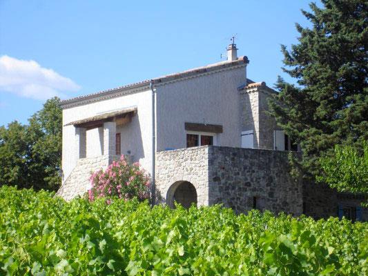 Gîte pour des vacances en sud Ardèche
