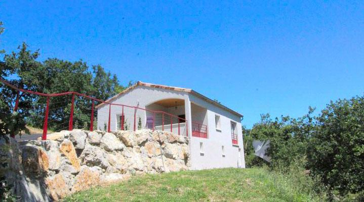 Gîte moderne en sud Ardèche