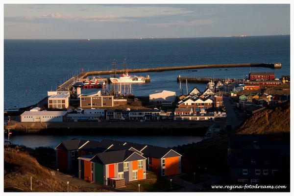 Helgoland in der Abendsonne (7256)