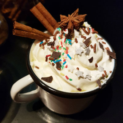 Heisse Schokolade
