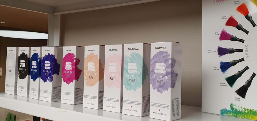 Smart Hair Corinne Fräfel St. Gallen / Abtwil - Haar Atelier Produkte