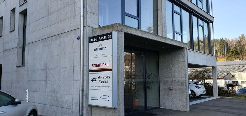 Smart Hair Corinne Fräfel St. Gallen / Abtwil - Haar Atelier Anfahrt