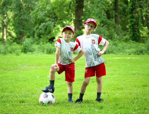 Boys. Polish game. Futboll. Summer. Kids photo session in the Penny park.  Photographer Gosia & Steve Tudruj 215-837-6651 PA, NJ, NY  www.momentsinlifephoto.com