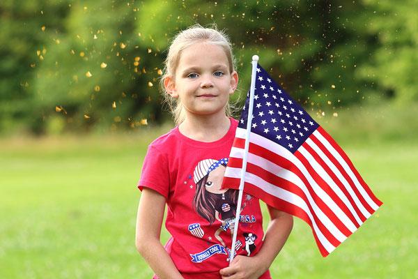Girl.  Memorial day photo session. Florida. Port St. Lucie.  Photographer PA, NJ, NY, FL Malgorzata Tudruj 215-837-6651 www.momentsinlifephoto.com