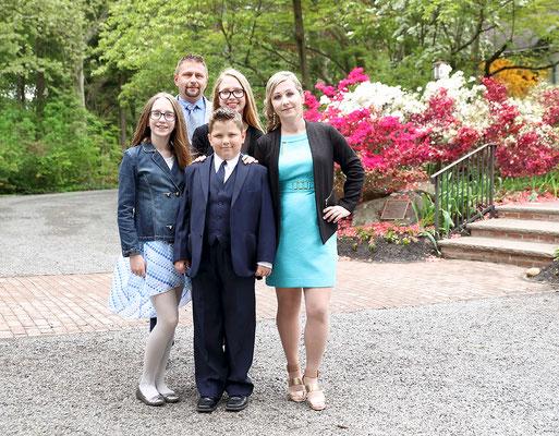 Spring !!! Family and Azalie photo session. Photographer Gosia & Steve Tudruj Servis  Pa, NJ, NY 215-837-6651 www.momentsinlifephoto.com Specializing in wedding photography, event, portrait
