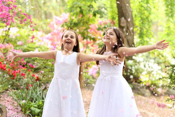Spring !!! Girls & azalie photo session. Photographer Gosia & Steve Tudruj  Servis Pa, NJ, NY 215-837-6651 www.momentsinlifephoto.com Specializing in wedding photography, event, portrait